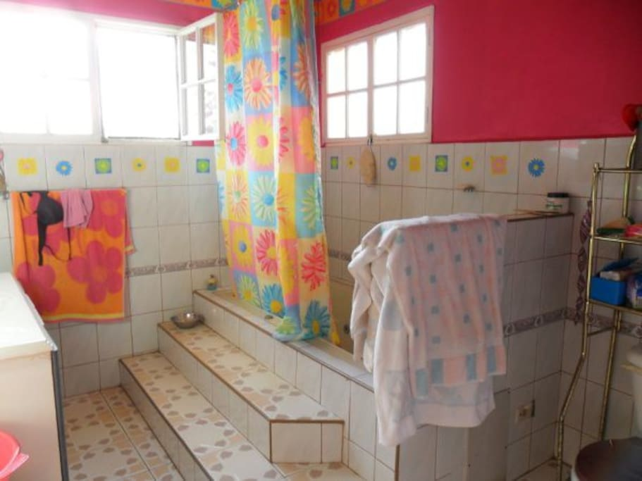Private Bathroom for bedroom #1
