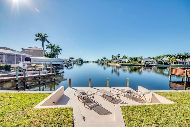 Villa Blue Pearl, heated pool breathtaking view