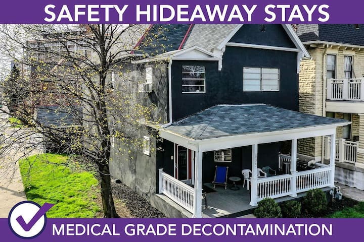 Safety Hideaway - Medical Grade Clean Home 19
