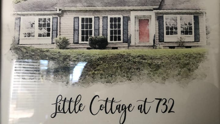 The Little Cottage at 732
