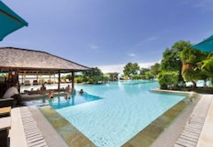 Five star, seven day getaway-Peninsula Bay Resort - South Kuta - Departamento