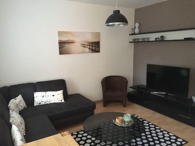 Gemütliche  2 Zimmer-Wohnung - Dresden - Apartemen