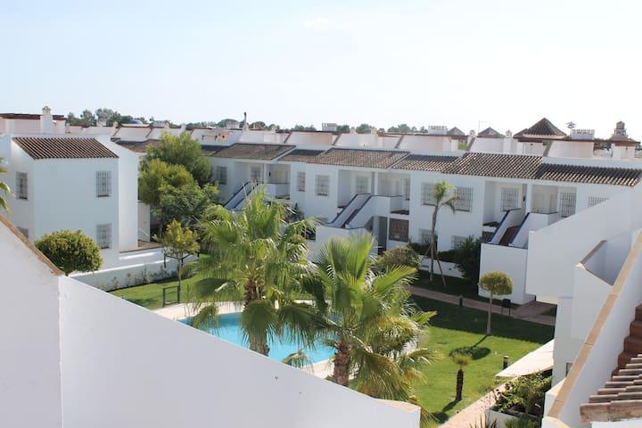 Apartamento  en La Hacienda Golf de  Islantilla