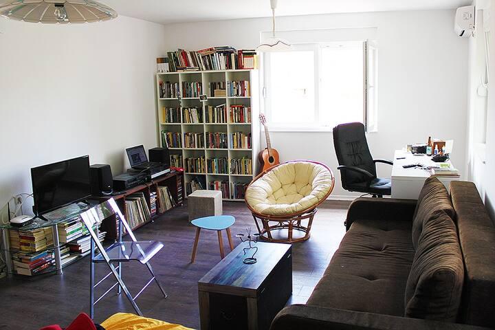 Arty and luxurious apartment SOKAK