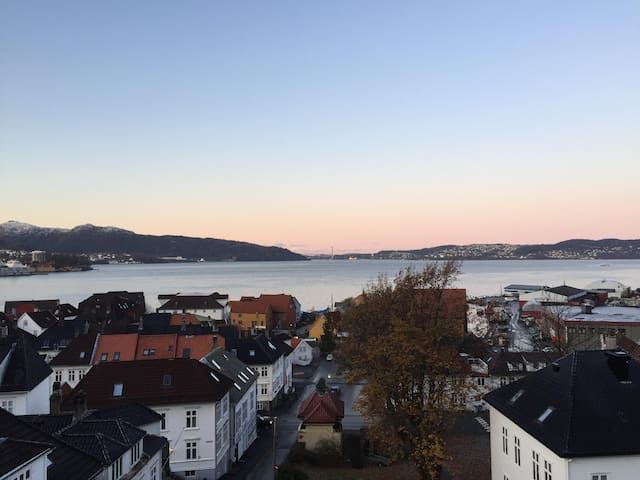 Ferie i Sandviken?