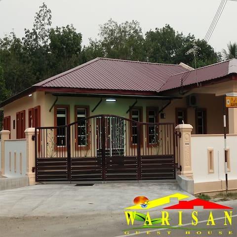 HOMESTAY SEGAMAT - WARISAN GUEST HOUSE - Jementah, Segamat
