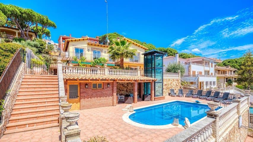 ♥ CostaCabana - Villa Dolce Vita ♥ 4 min to beach