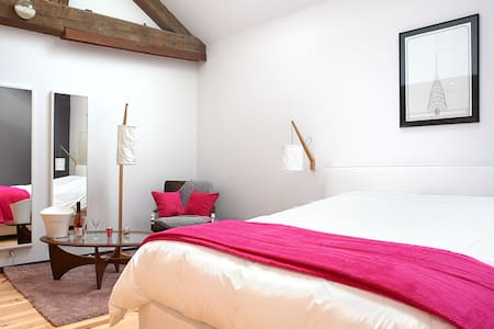 Chambre Rosé - Rilly-la-Montagne - Bed & Breakfast