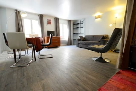 Appartement Hôtel de Ville - Paris