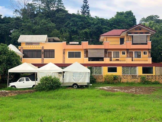 Amirsache Villa, venue for family gatherings