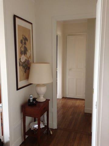 Bel appartement calme et lumineux