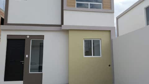 House with 3 bedrooms and wifi