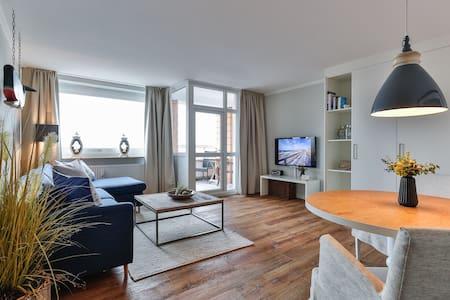 SYLTER LEBENSLUST MIT MEERBLICK - Apartamento