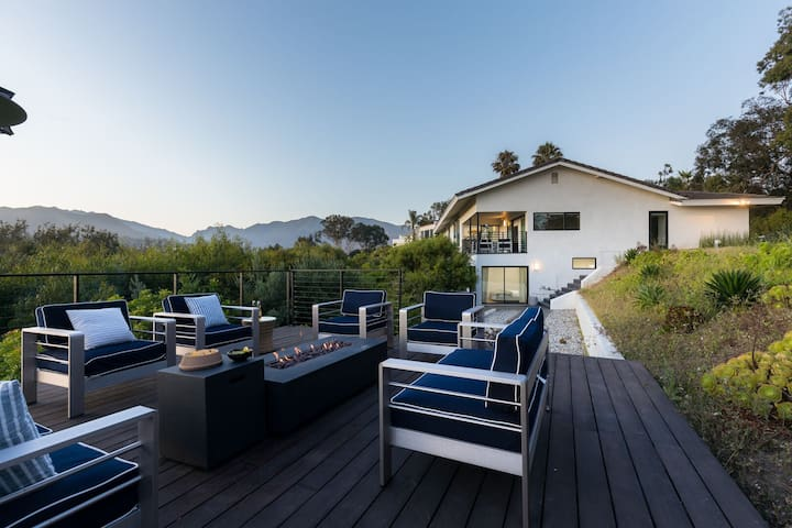 Lush 5BR Malibu Home I Panoramic Views I ❤ Bluewater by AvantStay