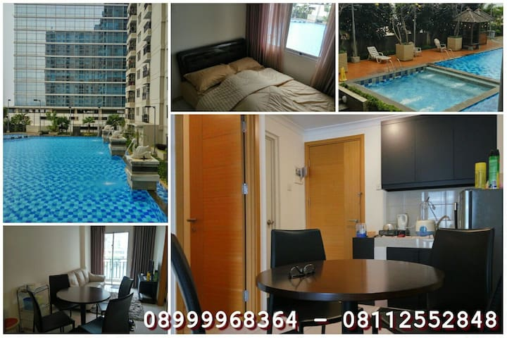 Comfy 2BR at Signature Park Tebet by Anton'sHome