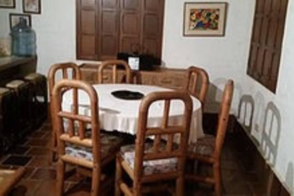 Comedor Casa Privada