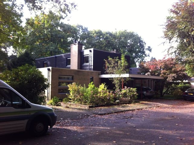 Zeist, Netherlands, quiet villa close to Amsterdam