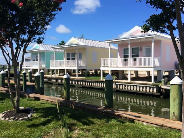 Key West Cottages on the Chincoteague Bay - Chincoteague Island