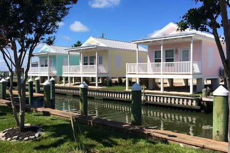 Key West Cottages on the Chincoteague Bay - Chincoteague Island - Hus