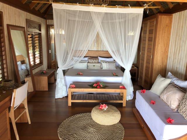 Moana Beach bungalow 1