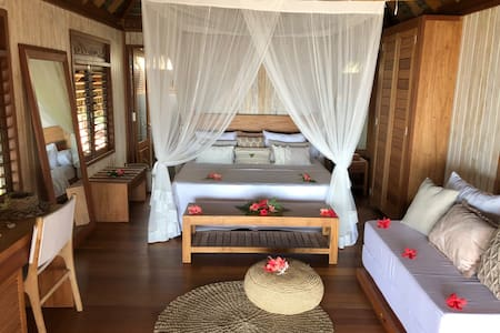 Moana Beach bungalow 1