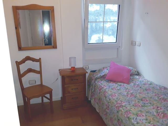 Habitación individual, La Orotava, Tenerife.