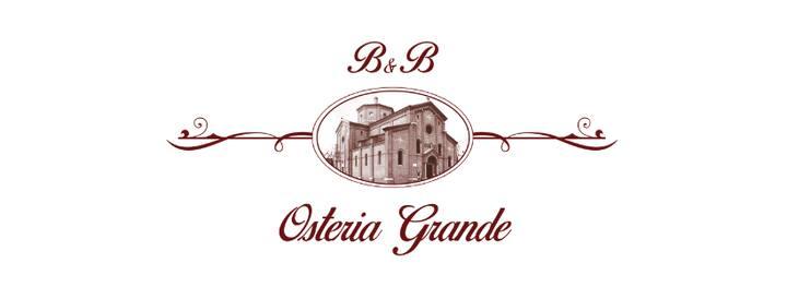 B&B Osteria Grande Home Restaurant