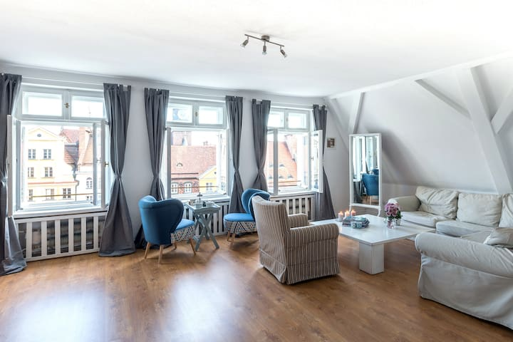 Rynek 47 - Premium Comfort and Old Town Views - Wrocław - Apartment