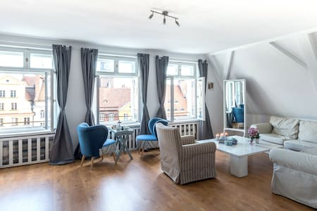 Rynek 47 - Premium Comfort and Old Town Views - Wrocław - Apartemen