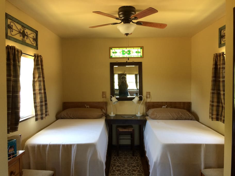 Private Guest Quarters