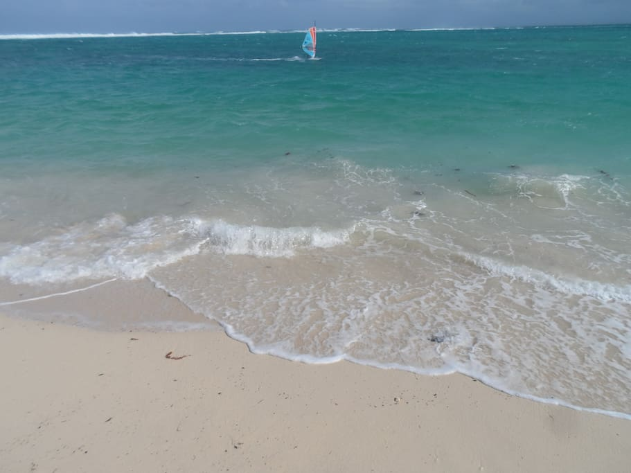 One of the most beautiful beaches on the island