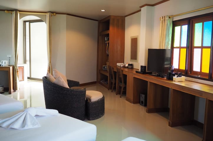 Spacious Family Deluxe in Pai!