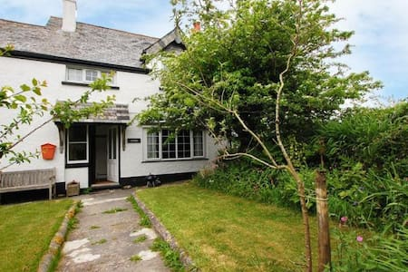 "Nessa cottage in ""Poldark"" Country - Saint Clether - Casa"
