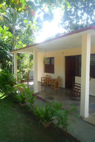 Lovely home in the nature of Soroa! Casa Yumi