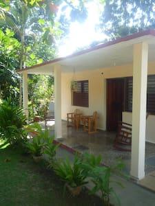 Huisje in de prachtige natuur van Soroa! Casa Yumi