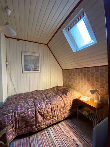 Sovrum 1 säng
