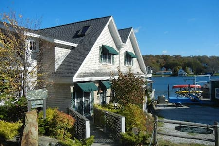 Back Bay Cottage Starboard - Boothbay Harbor - Serviced apartment