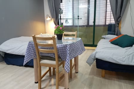 Private Studio Apartment Nearby Seoul Station - Yongsan-gu - Outros