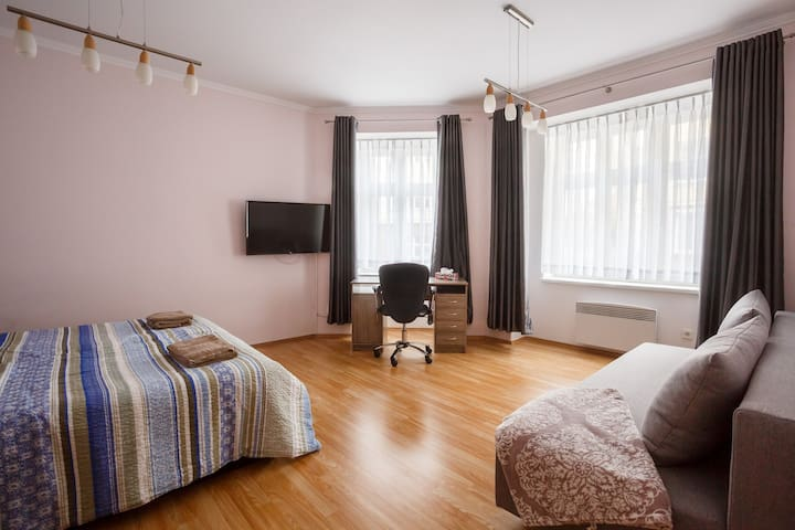 Cosy quiet apartment near city center