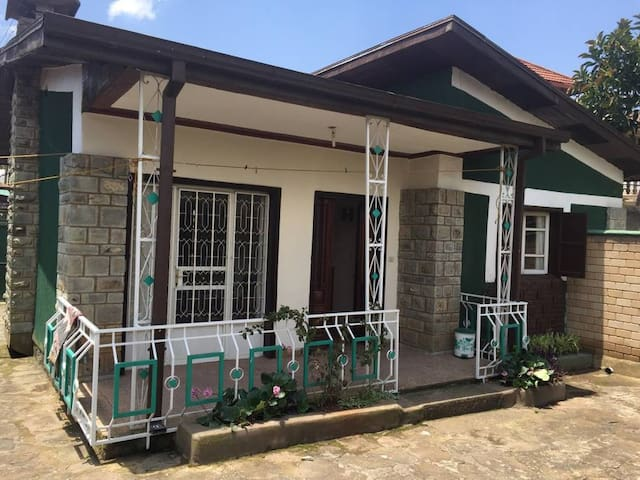Only $55 for an Entire House in Addis Ababa!