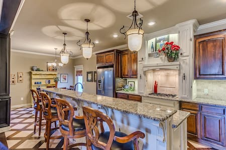 Builder's Model Home off I-40 in Weatherford - Weatherford