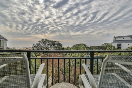 PERFECT 2 bedroom, Oceanfront Condo - Isle of Palms