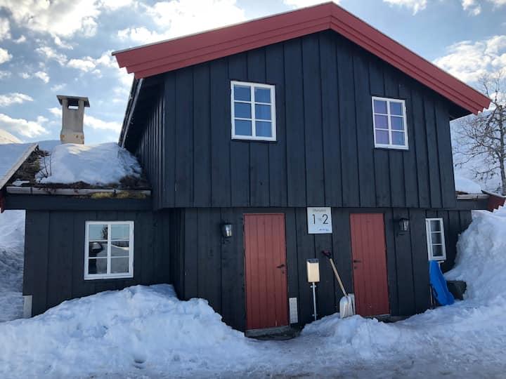 Koselig hytte, sentralt i Trysil Fageråsen