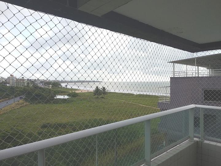 Apartamento no Bessa, quadra da praia com Transfer