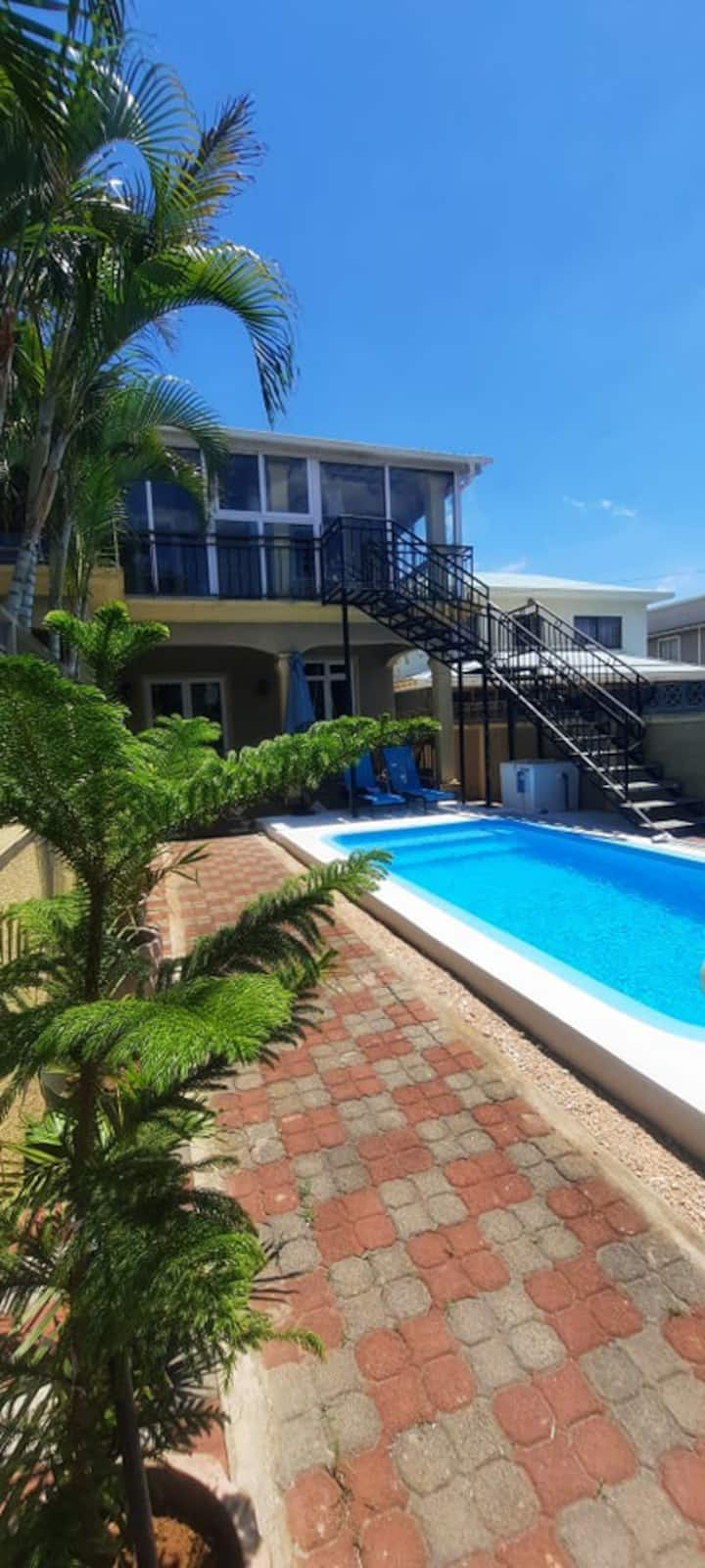 New Villa with Private Pool for long term