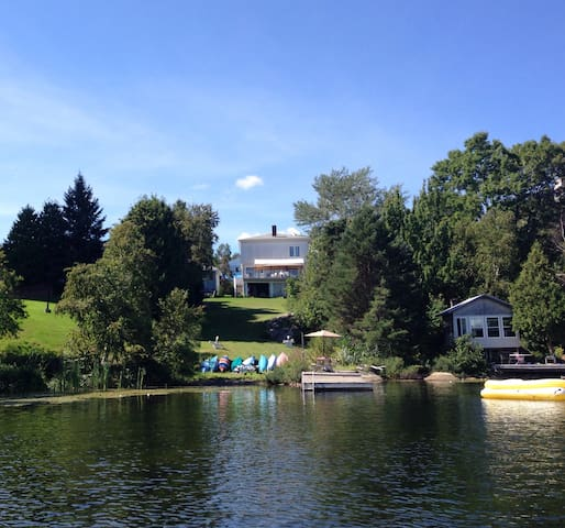 Close-in Private Room on Lake Front - Sudbury
