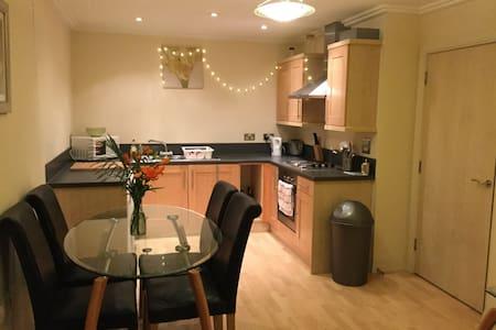 Modern Airy Central Apartment - Lontoo - Huoneisto