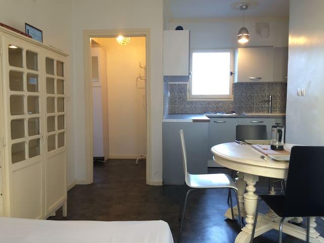 Elegant & Nice apartment close to Daumesnil - Île-de-France - Apartament
