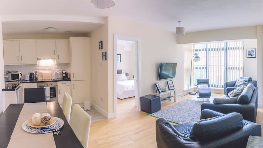 Spacious 3Bed+Great Location+Parking - Ringsend, - Apartamento