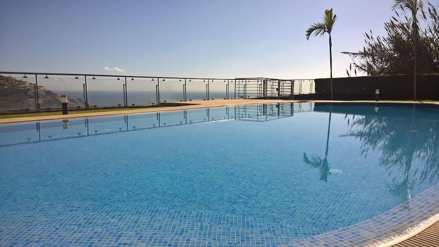 Apartamento de férias Calheta, Madeira - Arco da Calheta - Apartemen